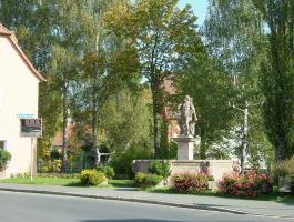 Herkulesbrunnen in Emskirchen (Aurachgrund)
