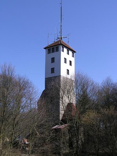 Aussichtsturm am Moritzberg