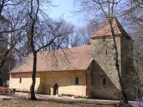 Die Kapelle am Moritzberg